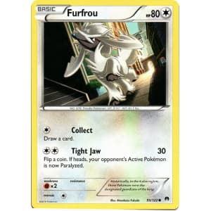 Furfrou - 95/122
