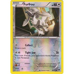 Furfrou - 95/122 (Reverse Foil)
