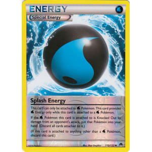 Splash Energy - 113/122 (Reverse Foil)