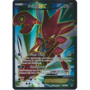 Scizor-EX (Full Art) - 119/122
