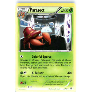 Parasect - 2/162