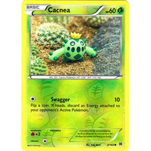 Cacnea - 4/162 (Reverse Foil)