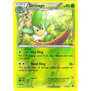 Simisage - 6/162 (Reverse Foil)