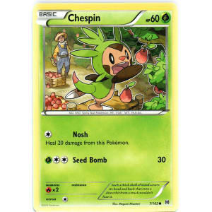 Chespin - 7/162