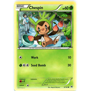 Chespin - 8/162