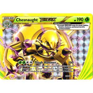 Chesnaught BREAK - 12/162