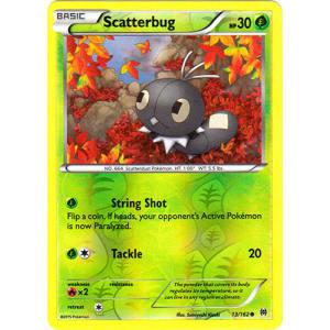 Scatterbug - 13/162 (Reverse Foil)