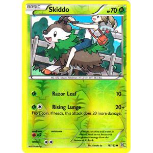 Skiddo - 16/162 (Reverse Foil)