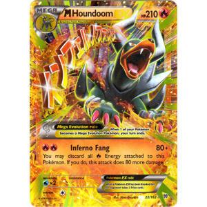 M Houndoom-EX - 22/162