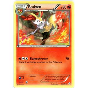 Braixen - 26/162