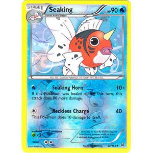 Seaking - 28/162 (Reverse Foil)