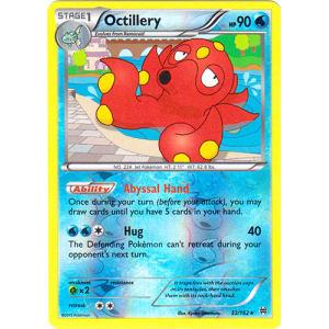 Octillery - 33/162 (Reverse Foil)