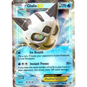 Glalie-EX - 34/162