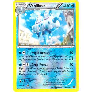 Vanilluxe - 45/162 (Reverse Foil)