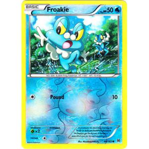 Froakie - 46/162 (Reverse Foil)