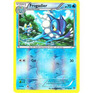 Frogadier - 47/162 (Reverse Foil)