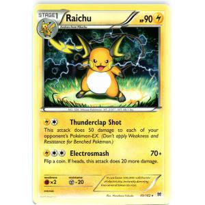 Raichu - 49/162