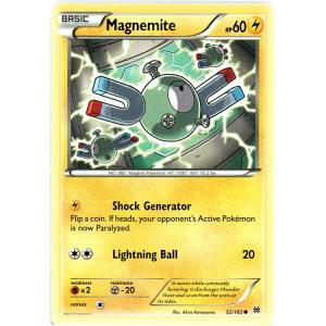 Magnemite - 52/162