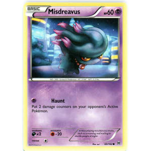 Misdreavus - 65/162