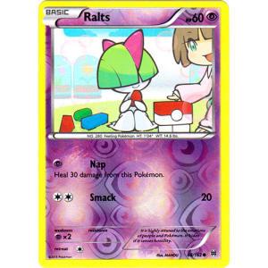 Ralts - 68/162 (Reverse Foil)