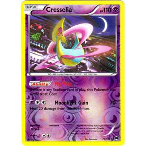 Cresselia - 70/162 (Reverse Foil)