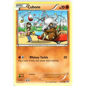Cubone - 77/162