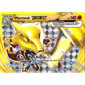 Marowak BREAK - 79/162