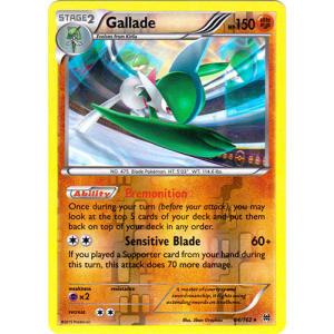 Gallade - 84/162 (Reverse Foil)