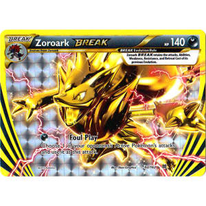 Zoroark BREAK - 92/162
