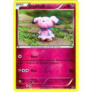 Snubbull - 98/162 (Reverse Foil)
