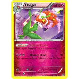 Florges - 103/162 (Reverse Foil)