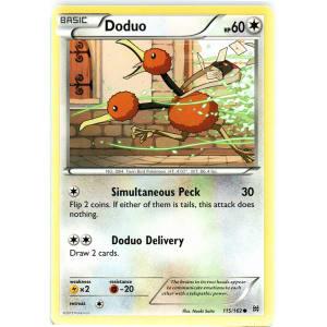 Doduo - 115/162