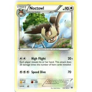 Noctowl - 120/162