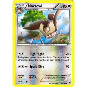 Noctowl - 120/162 (Reverse Foil)