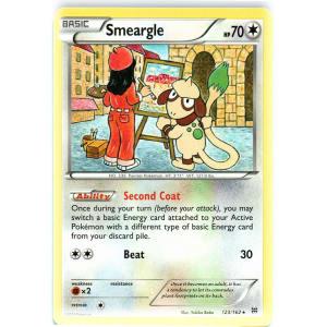 Smeargle - 123/162