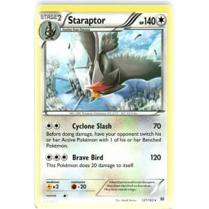 Staraptor - 127/162
