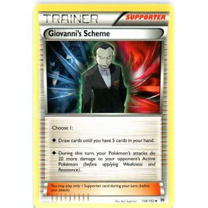 Giovanni's Scheme - 138/162