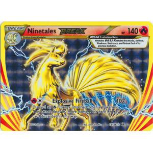 Ninetales BREAK - 16/108