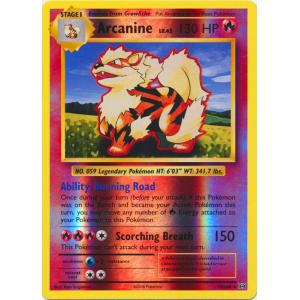 Arcanine - 18/108 (Reverse Foil)