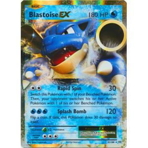 Blastoise-EX - 21/108
