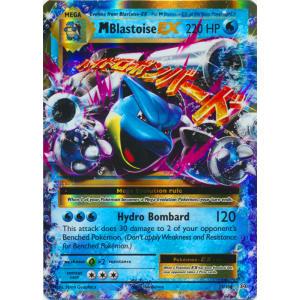 M Blastoise-EX - 22/108