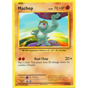 Machop - 57/108