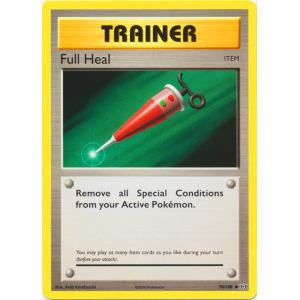 Full Heal - 78/108