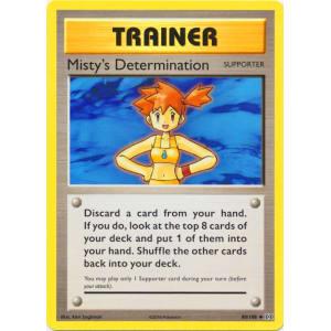 Misty's Determination - 80/108
