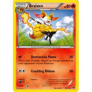 Braixen - 12/124