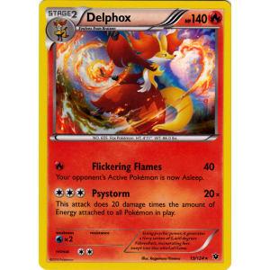 Delphox - 13/124