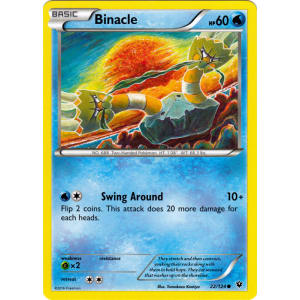 Binacle - 22/124