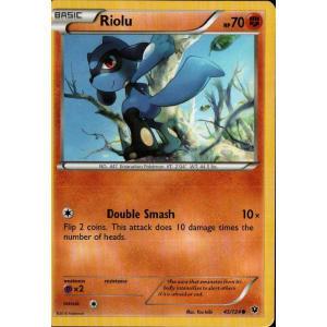 Riolu - 45/124