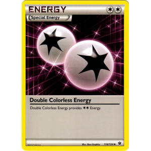 Double Colorless Energy - 114/124