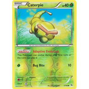 Caterpie - 1/106 (Reverse Foil)